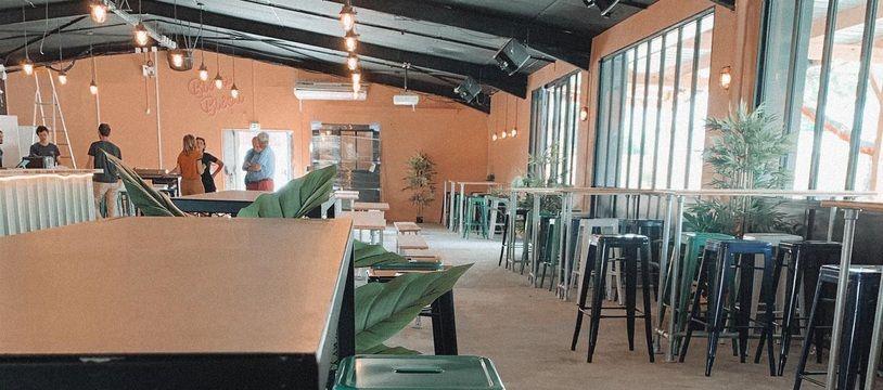 La Friche Gourmande à Toulouse ouvre ses portes le 9 juin dans une ancienne discothèque.