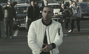 Fianso dans son clip «Tako»