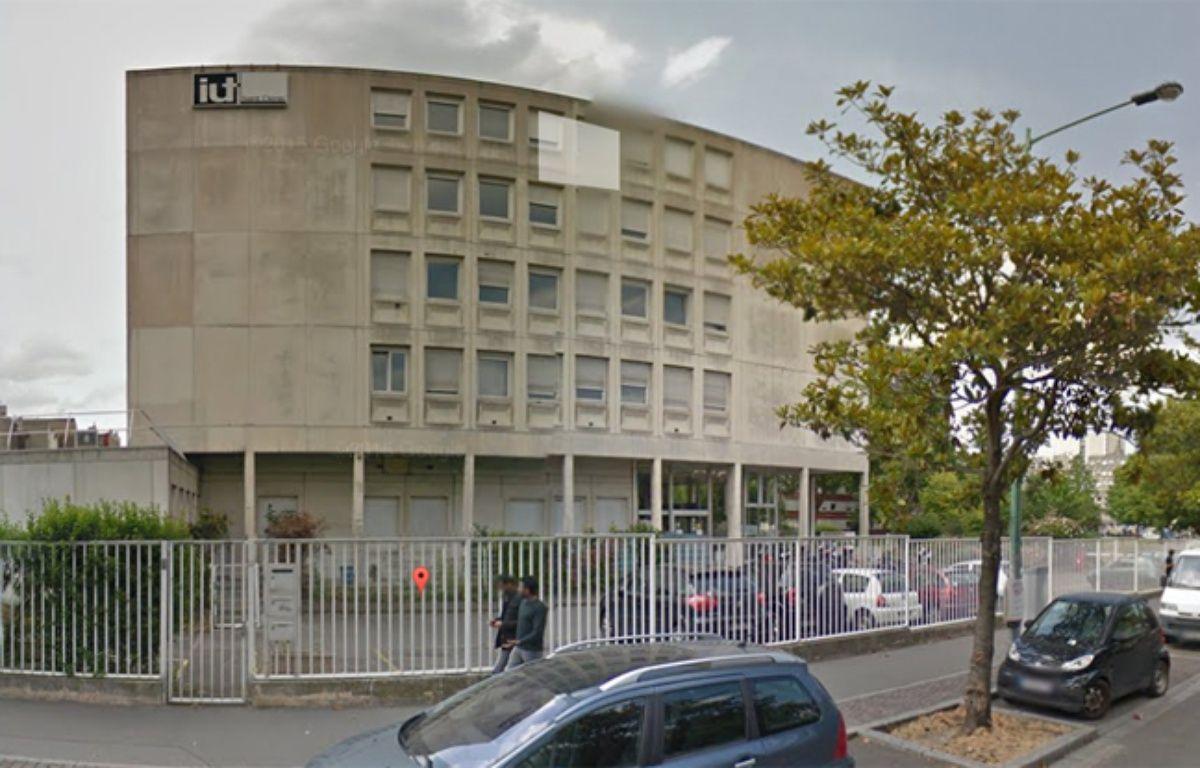 IUT de Saint-Denis, google street view – Google street view