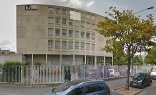 IUT de Saint-Denis, google street view