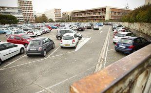 Un amphi, un gymnase, des salles de cours de l'UT1... vont être construites au-dessus du parking de la cité administrative.