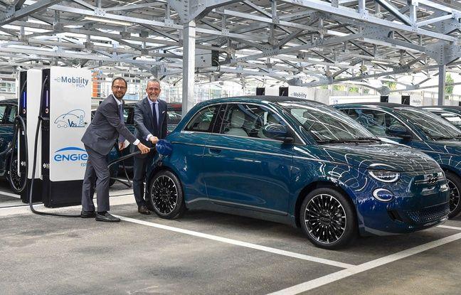 Fiat V2G
