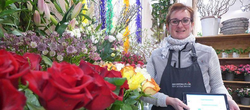 Béatrice Caula a créé Evoluflor pour numériser les tâches des artisans-fleuristes.