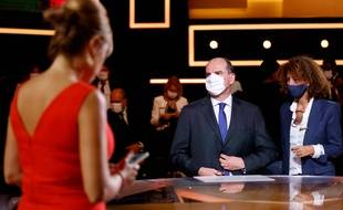 """Jean Castex dans """"Vous avez la parole"""" sur France 2"""