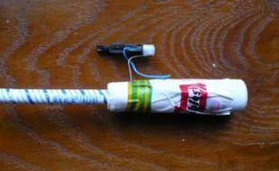 Un petit patator fabriqué par un lycéen dijonnais.