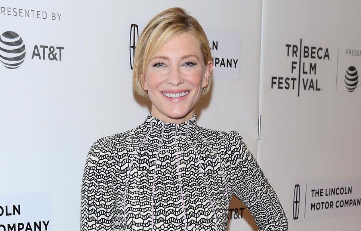 Cate Blanchett au festival du film de Tribeca – Andres Otero/WENN.com