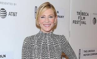 Cate Blanchett au festival du film de Tribeca
