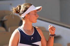 Krejcikova a remporté une demie épique