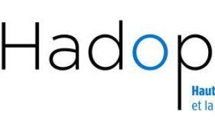 Le nouveau logo d'Hadopi, dévoilé le 3 mai 2010