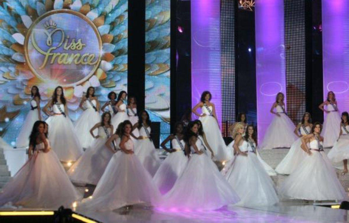 Concours de Miss France à Caen, le 4 décembre 2010 – Jacques Brinon/AP/SIPA