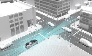 «De nombreux acteurs nous promettent la voiture autonome pour la prochaine décennie. Mais le chemin pour y parvenir est encore long.