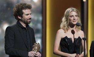 Le 26 février 2016, Cyril Dion et Mélanie Laurent ont reçu le César du meilleur documentaire pour «Demain».