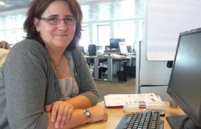 Julie Mleczko, rédactrice en chef de «Studyrama» et de «Bankexam.fr»
