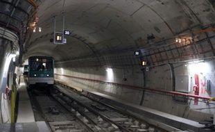 """La CFDT Transports environnement réclame des """"mesures d'urgence"""" après un rapport sur les risques pour la santé des travailleurs du métro et des gares souterraines"""