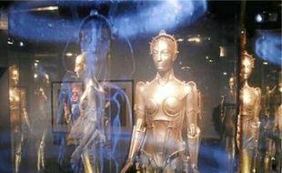 Le robot de Metropolis a 50 ans d'avance sur celui de Star Wars.