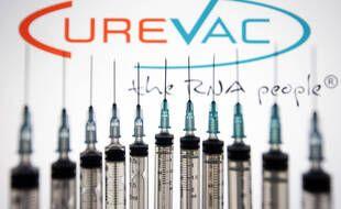 Le laboratoire allemand déçoit sur son vaccin contre le Covid-19 (illustration).