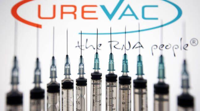 Coronavirus : Le vaccin de l'Allemand CureVac n'est efficace qu'à 48 %