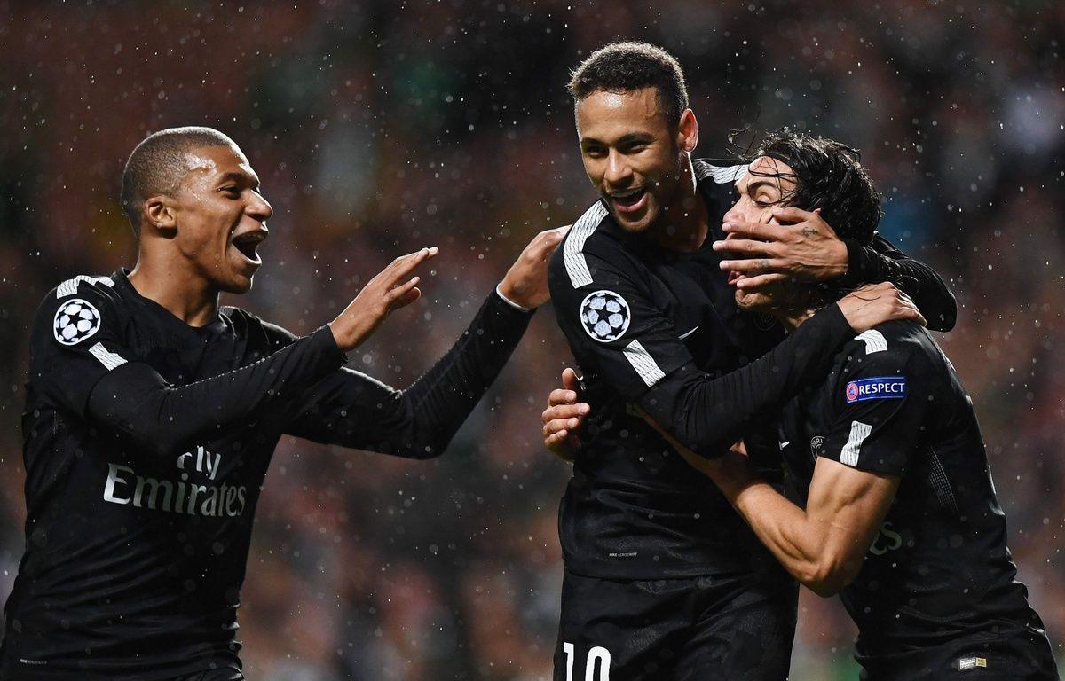 Neymar, Mbappé, Cavani ont tous marqué à Glasgow – AFP