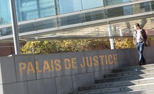 Le 2 novembre 2015, au Palais de justice de Grenoble.