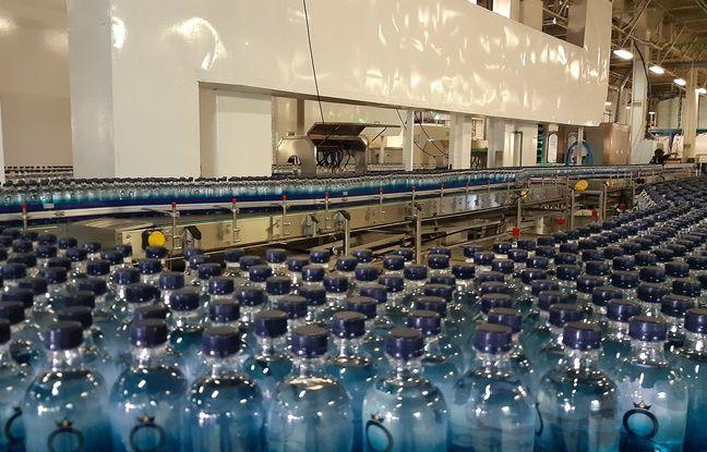 L'usine d'embouteillage embarquée sur l'ODeep One