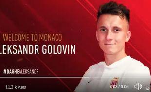 Aleksandr Golovin est Monégasque.