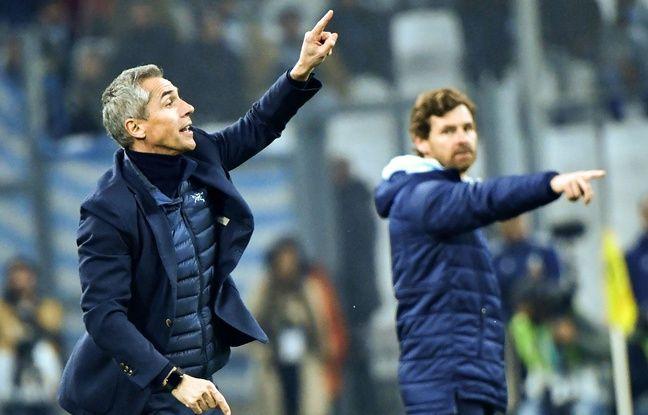 OM-Bordeaux: «Meilleur coach de Ligue 1» selon Costil, Sousa a perdu son pari face à Villas-Boas