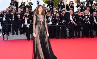 Laetitia Casta au Festival de Cannes le 23 mai 2017