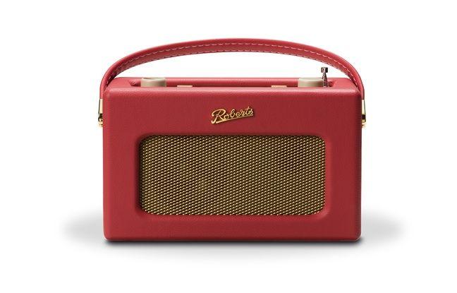 La radio Roberts Revival RD70 est disponible en six coloris.