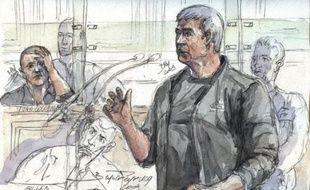 """La reconstitution, dans la rue d'Ajaccio où a lieu le crime le 6 février 1998, est """"une mesure d'évidence que nous attendons depuis des années"""", a renchéri Me Gilles Simeoni."""