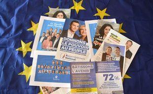 Qu'y a-t-il dans les programmes des candidats aux élections européennes?