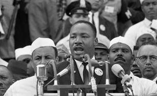 "28 août 1963, Martin Luther King prononce son discours ""I have a dream"""