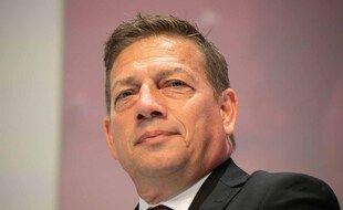 Jean-Christophe Repon, vice-président de l'U2P.