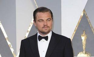 L'acteur Leonardo DiCaprio