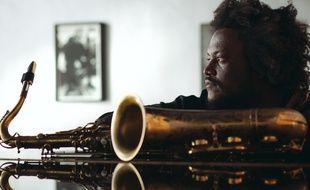 Le saxophoniste Kamasi Washington.