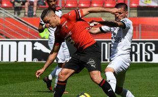 Hatem Ben Arfa a moyennement apprécié la prestation de son équipe face à Guingamp ce dimanche.