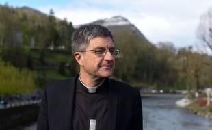 Eric de Moulins-Beaufort, élu le 3 avril 2019 à la présidence de la Conférence des évêques.