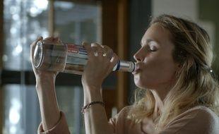 Claire Keim dans le téléfilm La soif de vivre