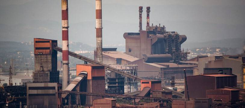 Le site industriel d'ArcelorMittal de Fos-sur-mer a connu un nouvel incident