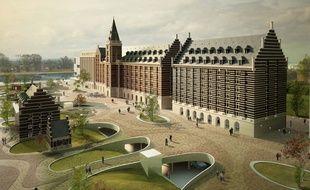 Les Grands Moulins de Paris vont être enfin rénovés, à Marquette-lez-Lille