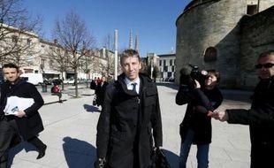 Stéphane Courbit le 19 février 2013 à Bordeaux