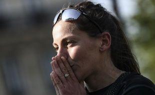 Clémence Calvin a été suspendu quatre ans par l'AFLD.