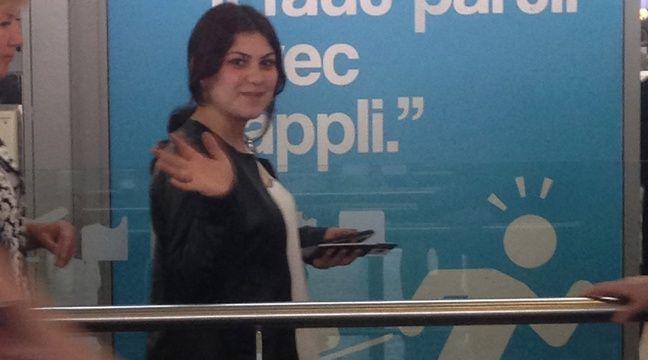 En prison en Turquie pour avoir combattu Daesh,  Ebru Firat a été libérée