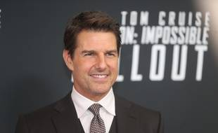 L'acteur Tom Cruise
