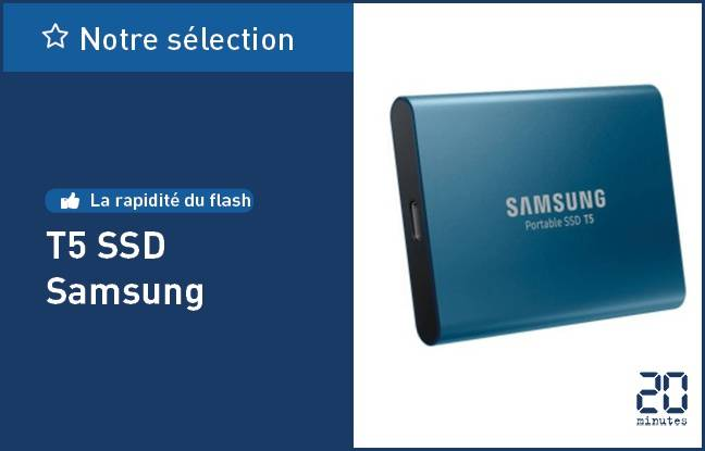 T5 SSD Samsung