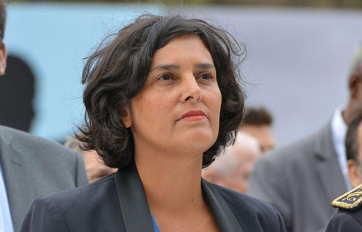 Myriam El Khomri le 28 août 2015 à Paris. – ISA HARSIN/SIPA