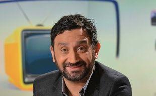 Le présentateur Cyril Hanouna