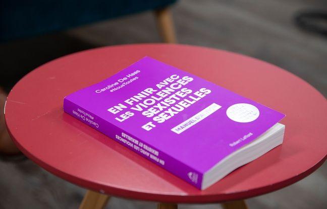 La couverture du livre « En finir avec les violences sexistes et sexuelles » (Robert Laffont).