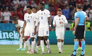 La France va jouer la Suisse en 8e de finale de l'Euro.