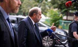 Le ministre de la Justice, Eric Dupond-Moretti, le 16 juillet à Paris.