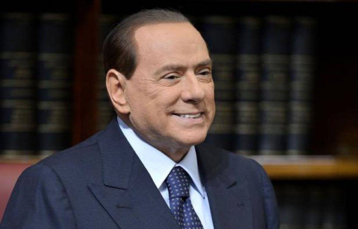 Silvio Berlusconi se présentera comme tête de liste de son parti aux législatives prévues au printemps 2013 pour tenter de revenir une nouvelle fois à la tête du gouvernement italien, affirme mercredi le quotidien Il Corriere della Sera. – Filippo Monteforte afp.com